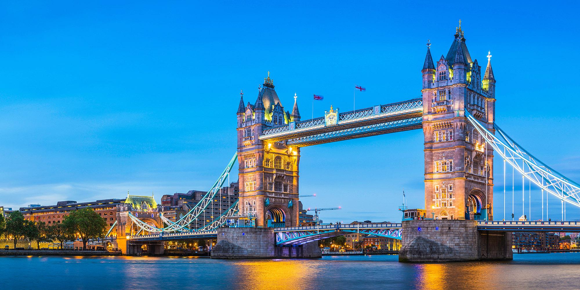 Drømmeferien til London
