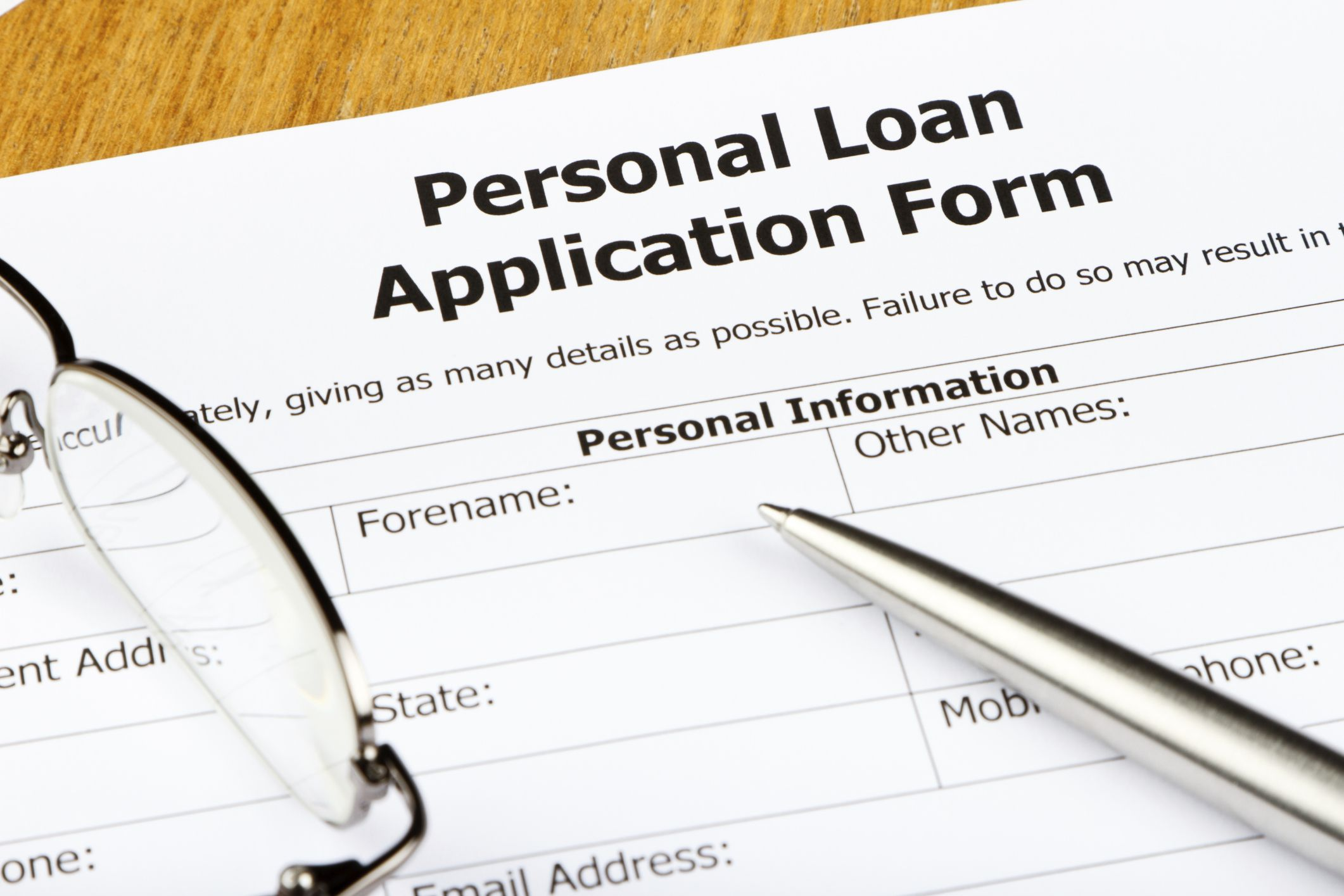 Nytt regelverk for smålån på dagen og andre typer finansiering.
